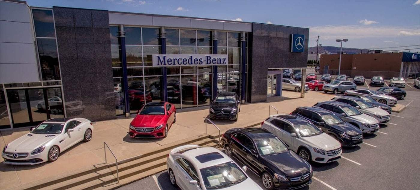 About Mercedes-Benz of Lehigh Valley   Serving Allentown, PA
